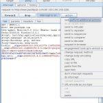 شروع کار با Burp Suite -بخش سوم – به کارگیری Burp Proxy