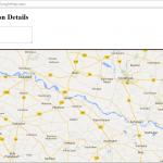 نمایش گوگل مپ در سایت ASP.NET