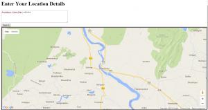کد html نقشه گوگل در سایت