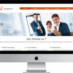 دانلود رایگان قالب شرکتی Ucorpora ، ساخته شده با HTML5  و واکنشگرا