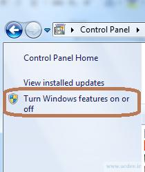 راه اندازی FTP Server در ویندوز