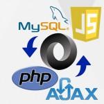 فراخوانی jQuery Ajax با استفاده از کد های PHP و برگشت دادن JSON