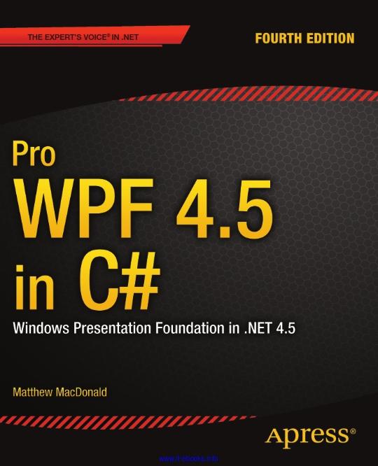دانلود کتاب آموزش WPF