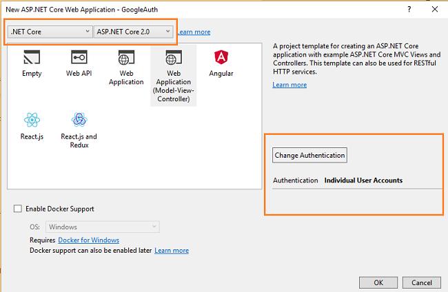 ASP.NET Core 2.0