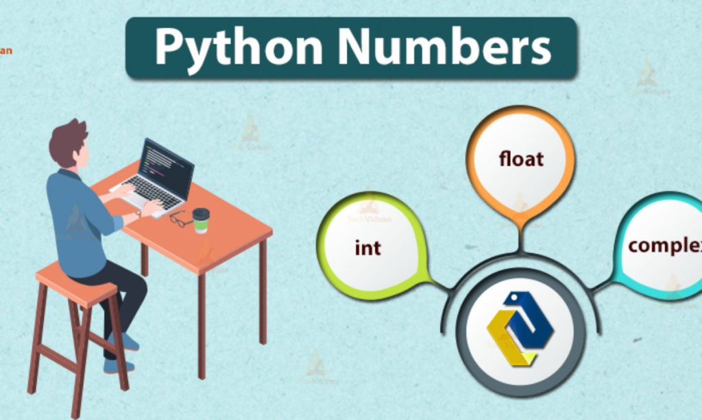 اعداد در برنامه نویسی پایتون